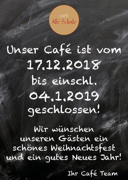 Start Cafe Alte Schule